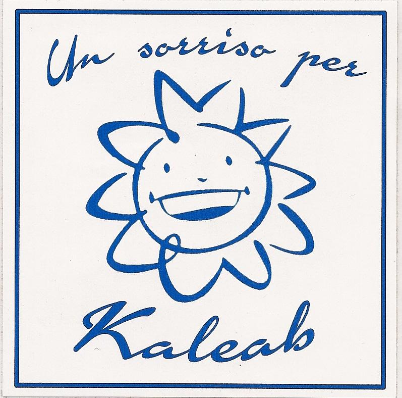 Un Sorriso per Kaleab